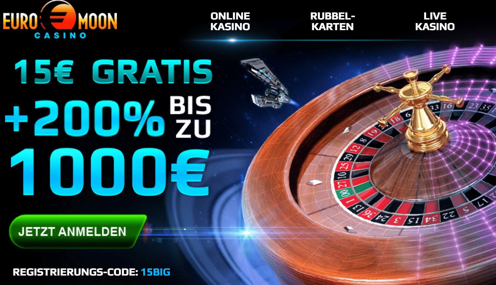 Casino Euro Moon